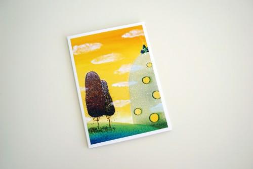 """""""Look"""" card"""
